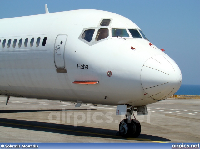 SX-BLL, McDonnell Douglas MD-83, Meelad Air
