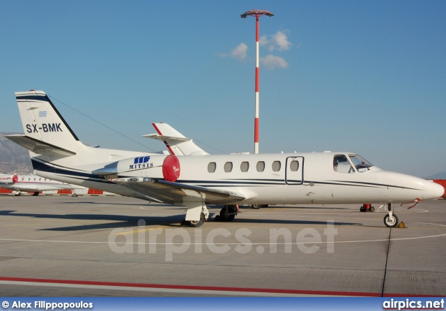 SX-BMK, Cessna 550 Citation II, Mitsis Group