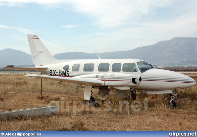 SX-BMS, Piper PA-31-350 Navajo Chieftain, EuroAir