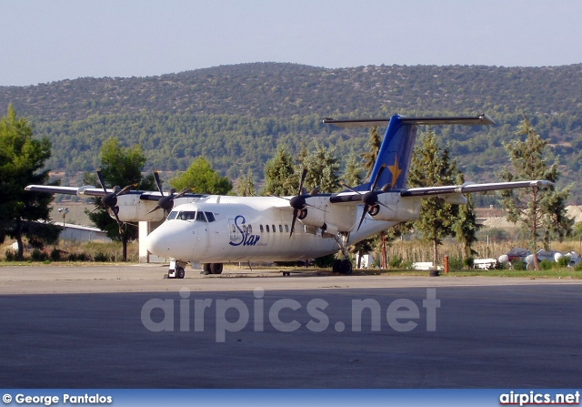 SX-BNA, De Havilland Canada DHC-7-102 Dash 7, Hellenic Star Airways