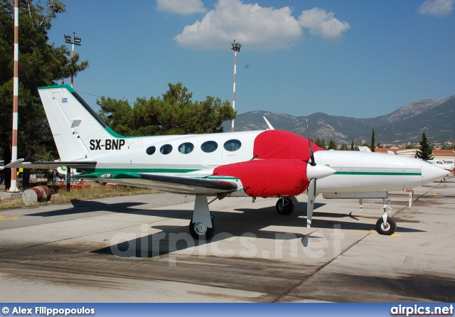 SX-BNP, Cessna 421B Golden Eagle, Private