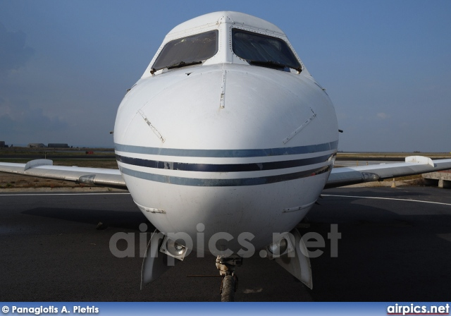 SX-BSS, British Aerospace BAe 125 3A, Private