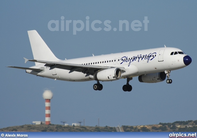 SX-BTP, Airbus A320-200, Sky Wings