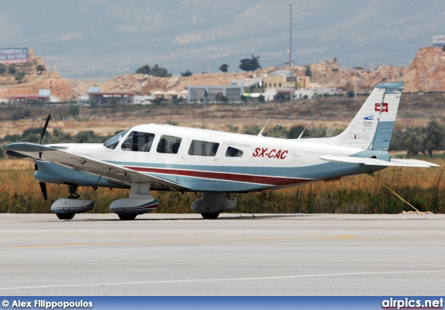 SX-CAC, Piper PA-32-301 Saratoga, Private