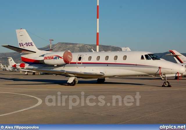 SX-DCE, Cessna 560-Citation XL, Interjet