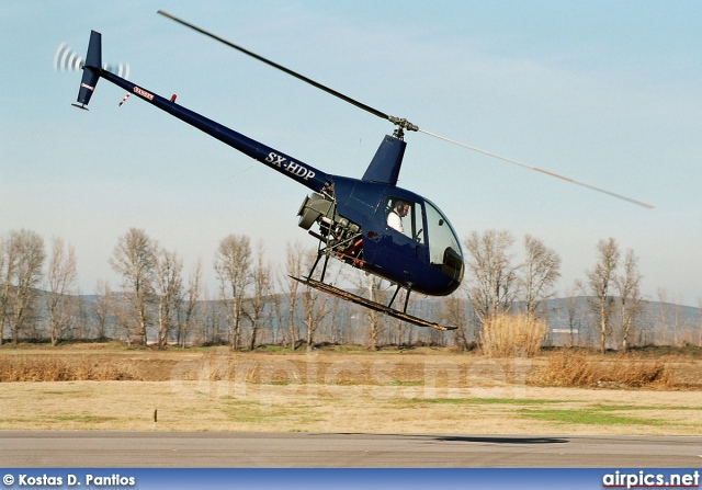 SX-HDP, Robinson R22 Mariner II , Private