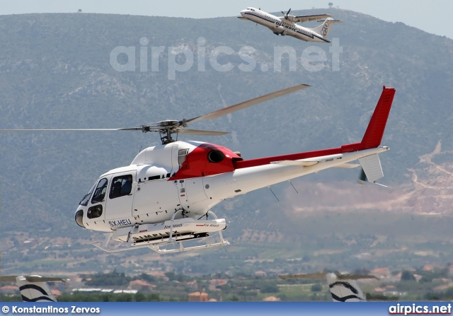 SX-HEU, Aerospatiale (Eurocopter) AS 355-N Ecureuil 2, Airlift