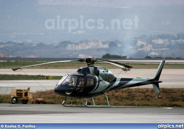 SX-HEX, Aerospatiale (Eurocopter) AS 355-F2 Ecureuil, Private