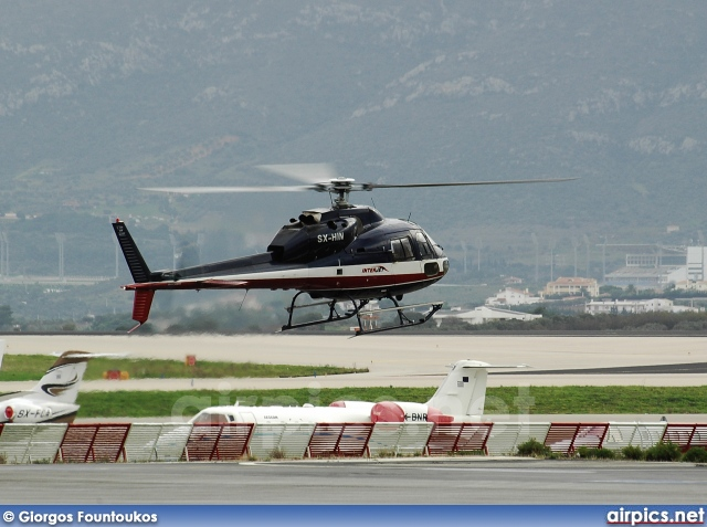 SX-HIN, Aerospatiale (Eurocopter) AS 355-N Ecureuil 2, Interjet