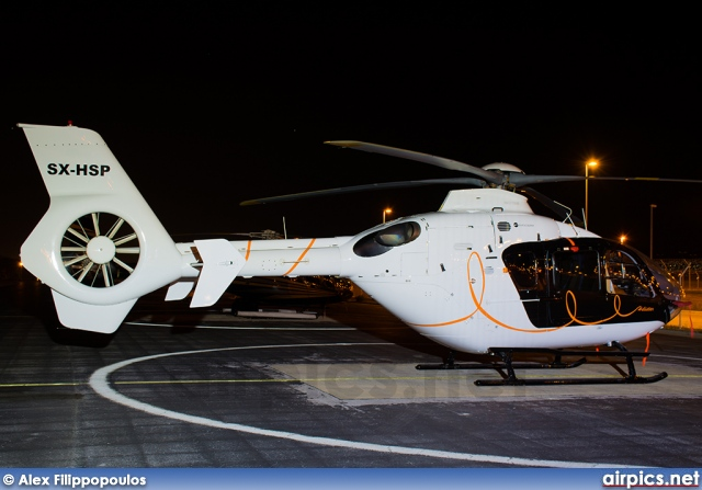 SX-HSP, Eurocopter EC 135-T1, Private