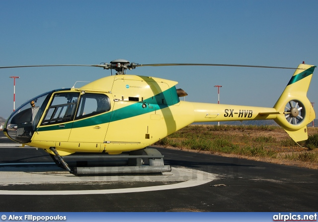 SX-HVB, Eurocopter EC 120B Colibri, Private