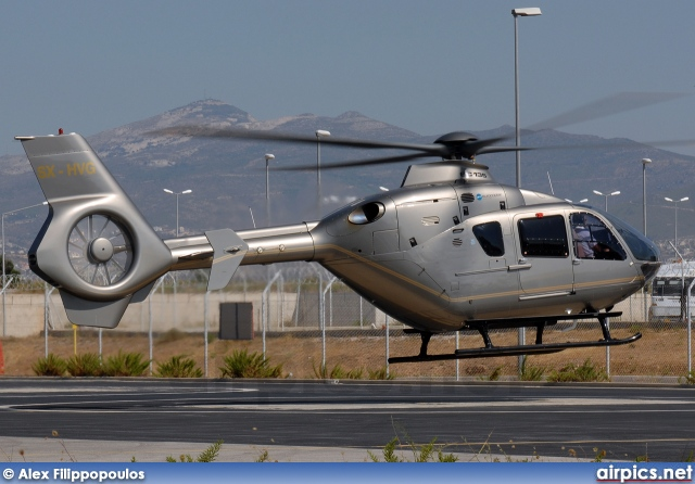 SX-HVG, Eurocopter EC 135-T2, Private
