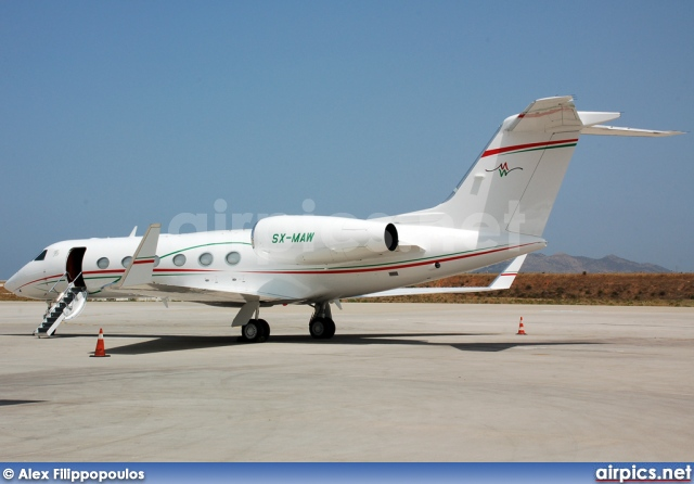 SX-MAW, Gulfstream G450, GainJet Aviation