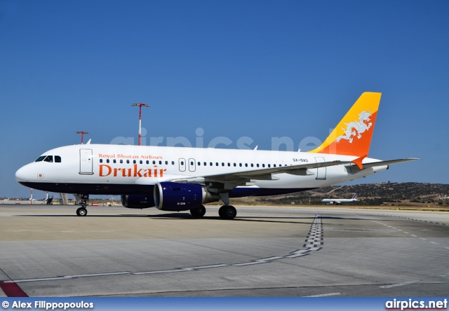 drukair royal bhutan airways strategy marketing Leeham news and comment  will likely evaluate both aircraft as it maps its growth strategy,  booked one order for an a319/sharklets from drukair of bhutan.