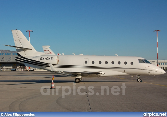 SX-ONE, Gulfstream G200, GainJet Aviation