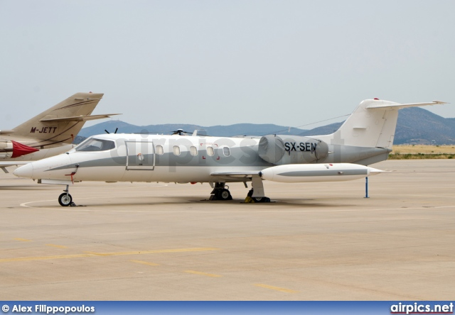 SX-SEM, Bombardier Learjet 35A, Private