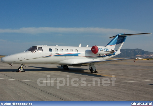 SX-SMH, Cessna 525A Citation CJ2, Interjet