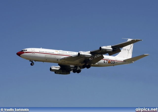 T.17-3, Boeing 707-300C(KC), Spanish Air Force