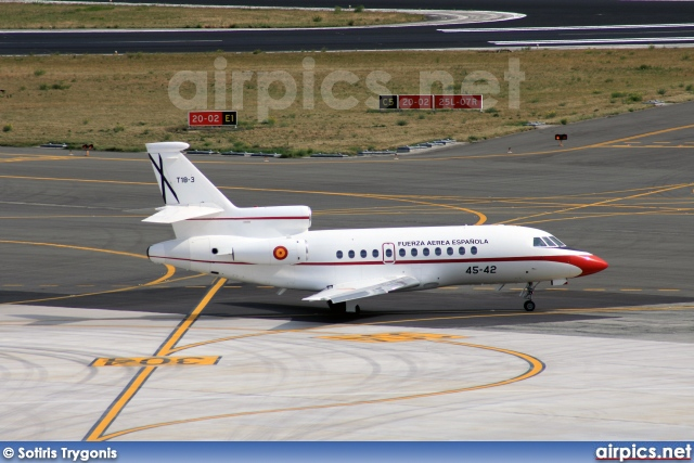 T.18-3, Dassault Falcon-900B, Spanish Air Force