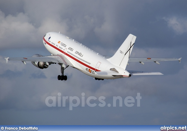 T.22-1, Airbus A310-300, Spanish Air Force