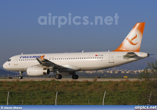 Airpicsnet Tc Fbj Airbus A320 200 Freebird Airlines Medium Size