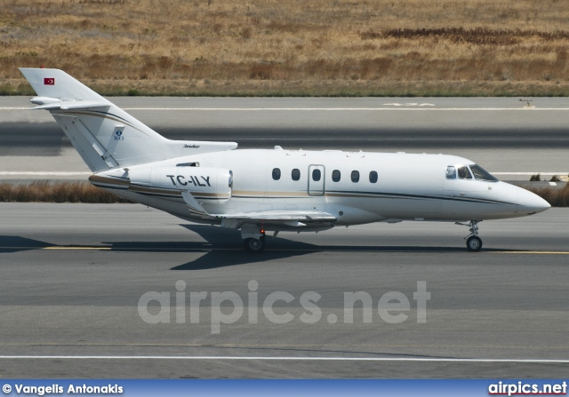TC-ILY, Raytheon Hawker-850XP, Private