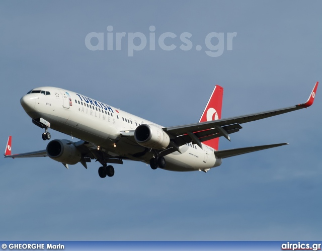 TC-JFN, Boeing 737-800, Turkish Airlines