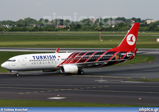 TC-JFV, Boeing 737-800, Turkish Airlines