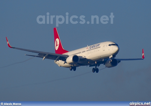 TC-JGO, Boeing 737-800, Turkish Airlines