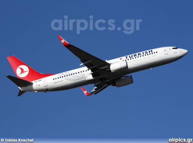TC-JHD, Boeing 737-800, Turkish Airlines