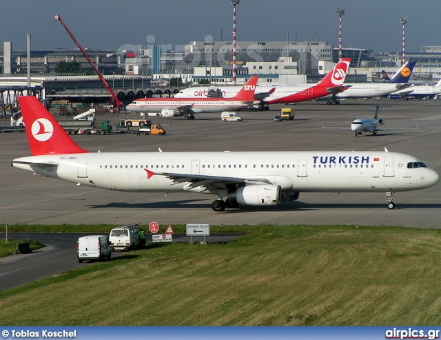 TC-JMD, Airbus A321-200, Turkish Airlines