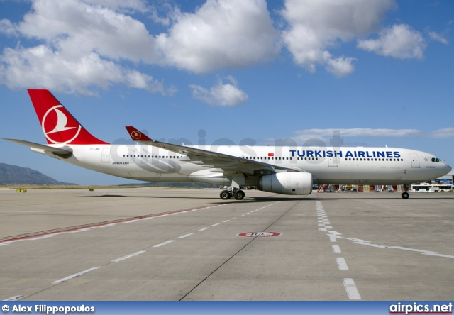 TC-JNP, Airbus A330-300, Turkish Airlines