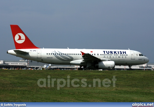 TC-JPG, Airbus A320-200, Turkish Airlines