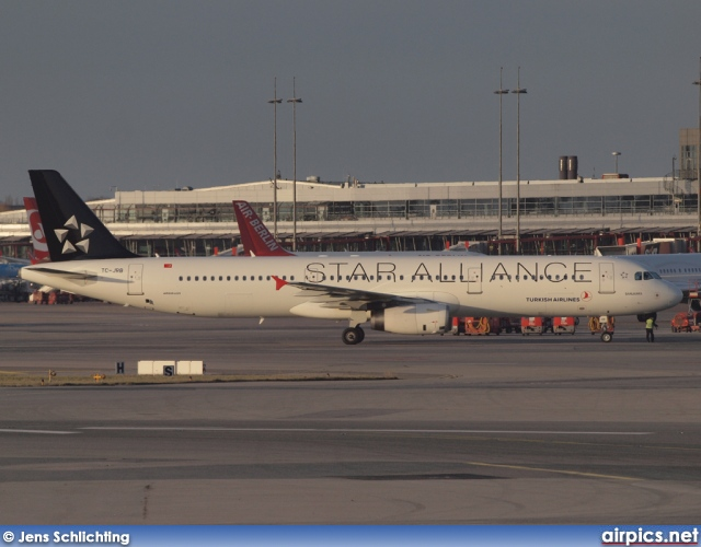 TC-JRB, Airbus A321-200, Turkish Airlines