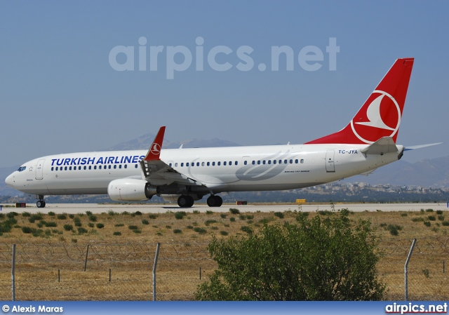 TC-JYA, Boeing 737-900, Turkish Airlines