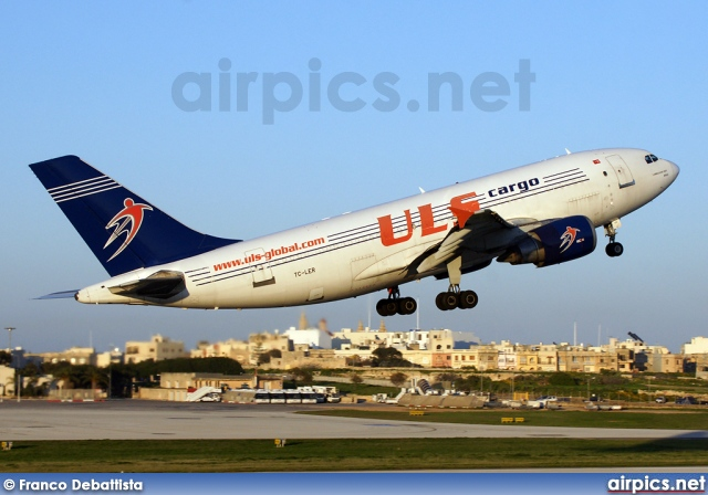 TC-LER, Airbus A310-300F, ULS Airlines Cargo