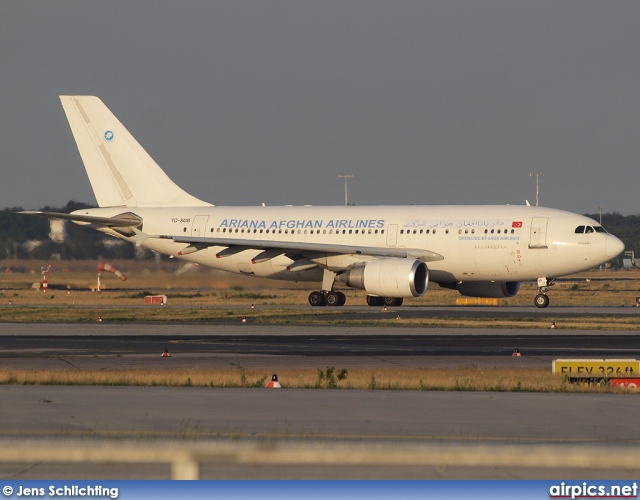 TC-SGB, Airbus A310-300, Ariana Afghan Airlines