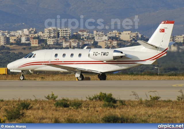 TC-TMO, Cessna 560-Citation XL, Private