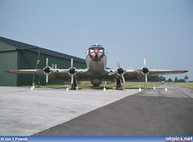 TG511, Handley Page Hastings T.5, Royal Air Force