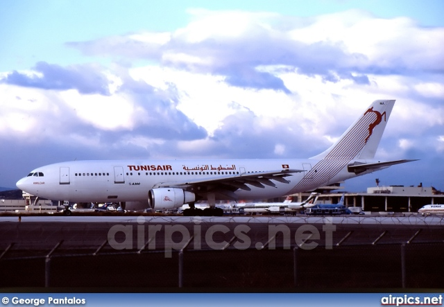 TS-IMA, Airbus A300B4-200, Tunis Air