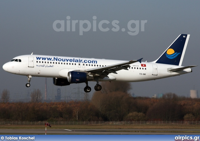 TS-INK, Airbus A320-200, Nouvelair
