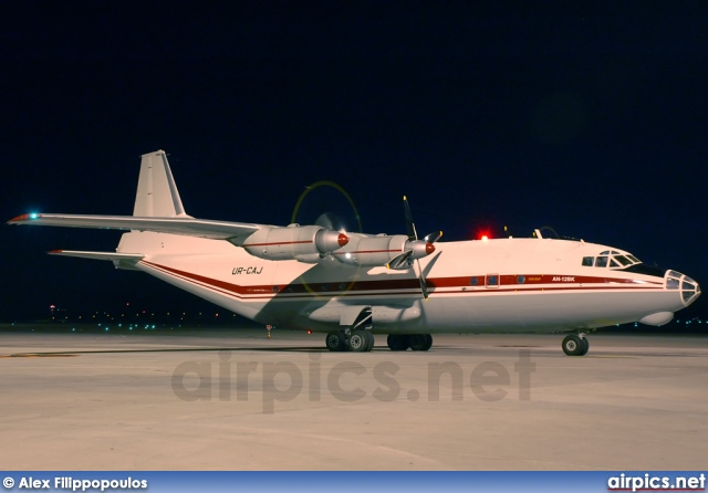 UR-CAJ, Antonov An-12-BK, Untitled