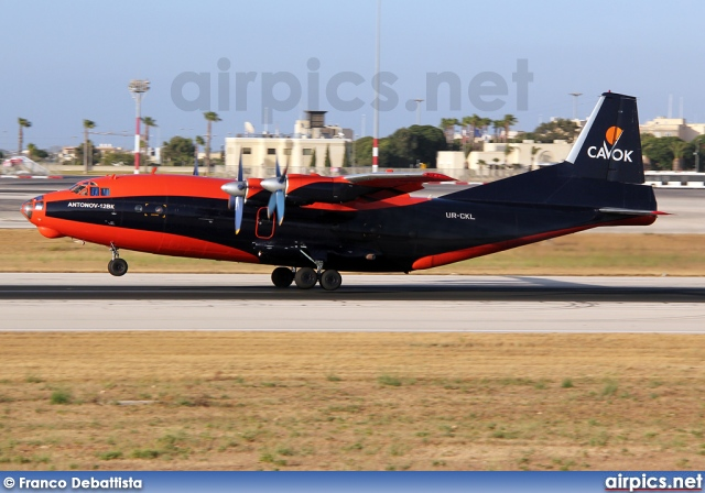 UR-CKL, Antonov An-12-BP, Cavok Air