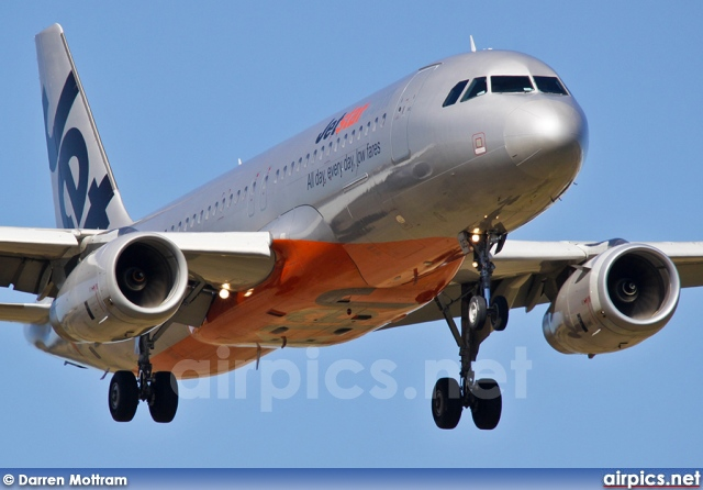VH-JQE, Airbus A320-200, Jetstar Airways