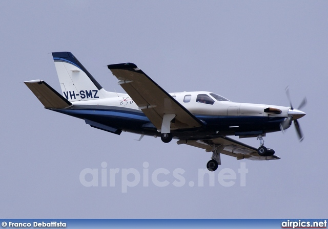 VH-SMZ, Socata TBM-850, Private