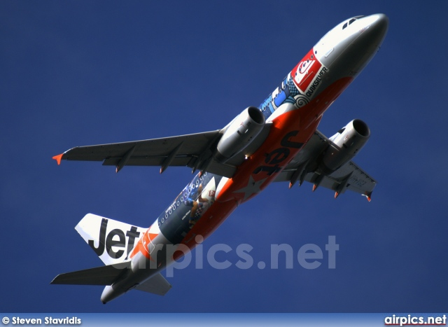 VH-VGZ, Airbus A320-200, Jetstar Airways