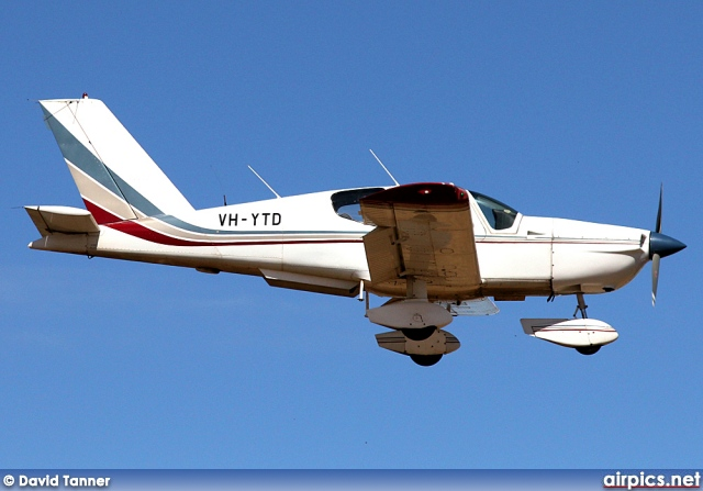 VH-YTD, Socata TB-10, Private