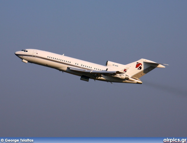 VP-BAB, Boeing 727-100, Private