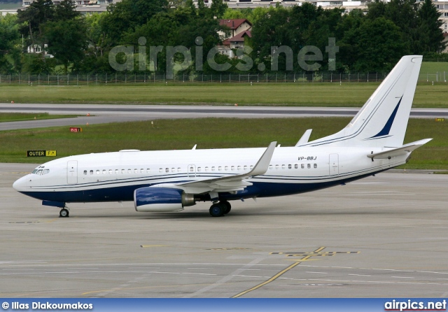VP-BBJ, Boeing 737-700/BBJ, Untitled