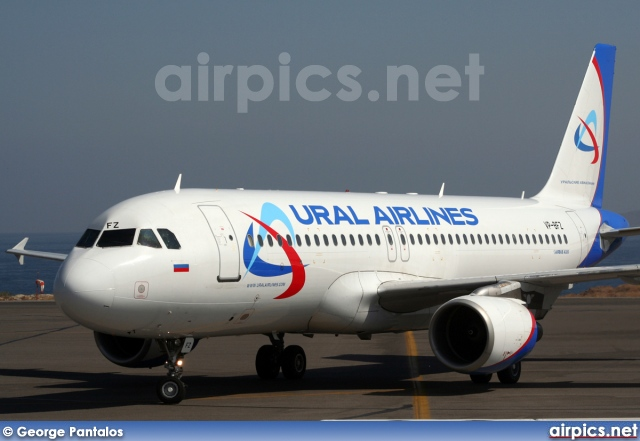 VP-BFZ, Airbus A320-200, Ural Airlines